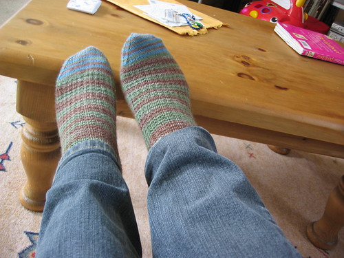 Sockapaloooza Socks IV