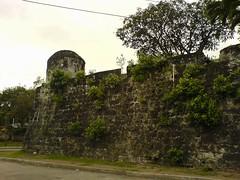 Fort San Pedro in Cebu City, Philippines