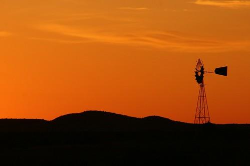 Sally's Windmill in Marfa