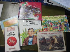 Cinco de Mayo Literature