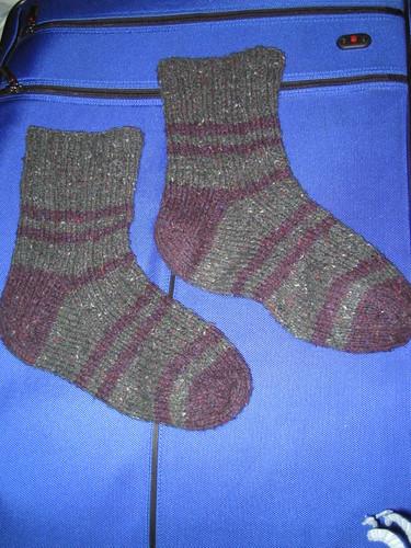 Jake's Thuja Socks