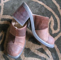 patchwork-clogs