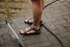 Vuil voeten