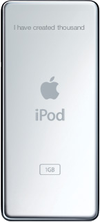 It is an iPod.
