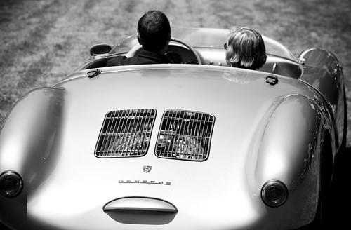Porsche for a Ride