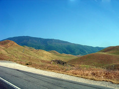 Hills on Route 56