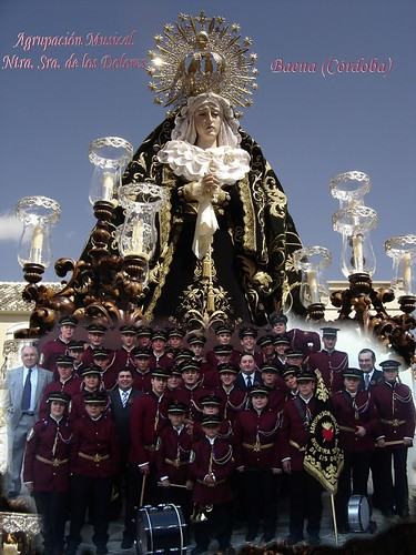 Agrupación Musical de La hermandad de Nuestra Señora de los Dolores