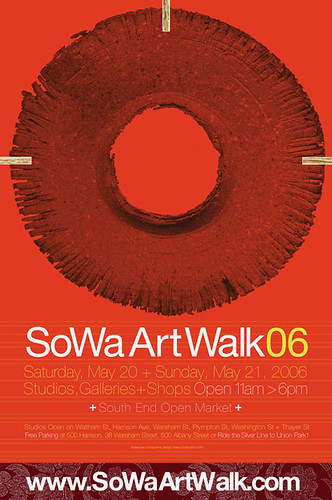 SoWa Art Walk + South End Open Market: Boston May 20 21
