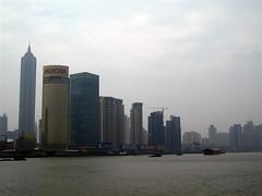 上海外滩金茂大厦