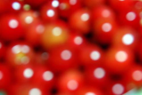 red twinkling gems