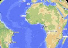 Empayar Portugis di Afrika & Amerika Selatan