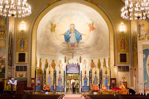 St. Nicholas Orthodox Cathedral, Los Angeles, California