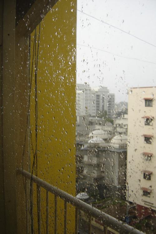Start of Rain