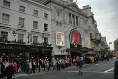 London day 2: Billy Elliot at Victoria Palace Theatre