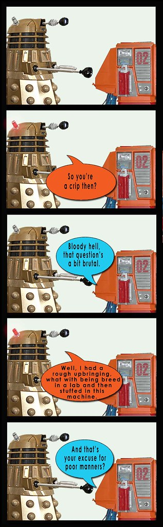 Dalek and Borg 27a