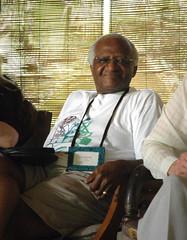 Arch Bishop Desmond Tutu