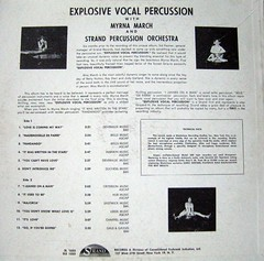 Myrna March - EXPLOSIVE Vocal Percussion (back)