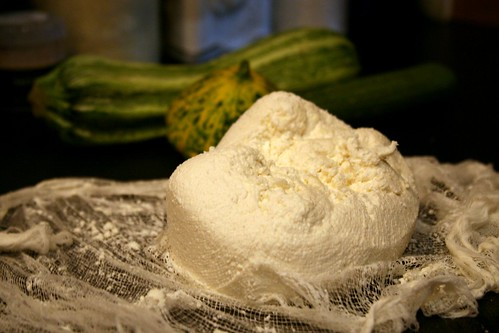 Fresh Made Ricotta