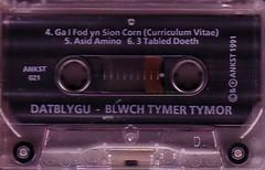 Blwch Tymer Tymor - caset, ochr 2