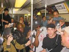 Subway Series: Click the Supah Latin Spits for a Packed Train