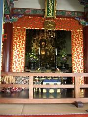 Buda en el Templo Kiyomizudera