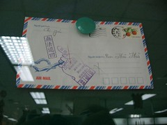 unclaimed mail