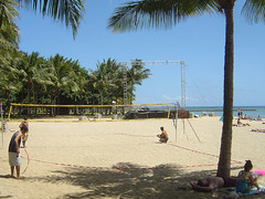 Kuhio Beach - Beachball