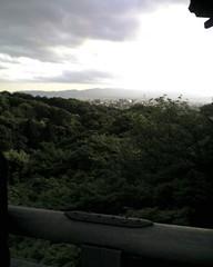 京都(一日目) - 清水寺 清水の舞台からの風景