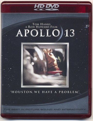 Apollo 13 HD DVD