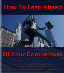 Marketing ebook: How To Leap Ahead Of Your Competitors