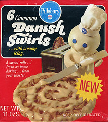 Pillsbury Danish Swirls