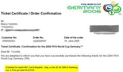Biglietti Amburgo