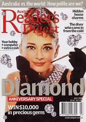 Reader's Digest - July 2006 Cover