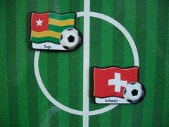 Togo vs. Switzerland
