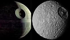 Mimas La estrella de la muerte