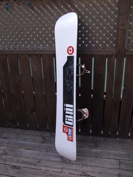 Gnu Snowboard Burton Si Boots Bindings Tribe Forum