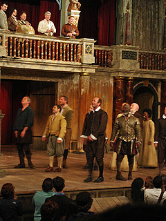Coriolanus - Globe Theatre