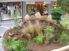 Dino-Ausstellung GoeGa I
