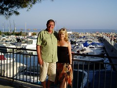 Peter and Fiona - La Ciotat