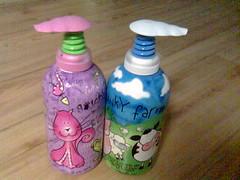 Funky soap
