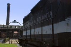 Savannah to Atlanta