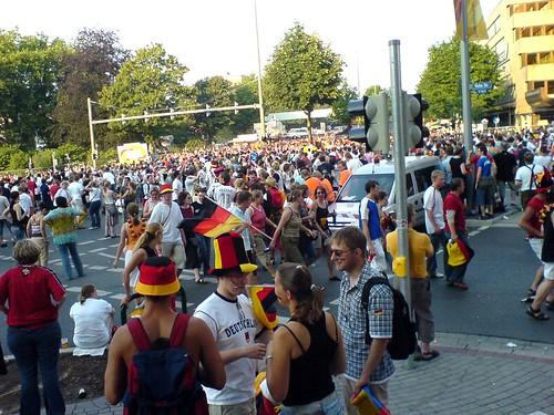 WM-Halbfinale in Dortmund 17