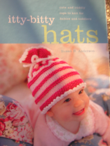 itty bitty hats book