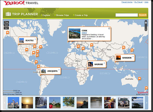 Map Travel Planner – World Travel Map Planner