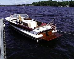 Century Ski Boat