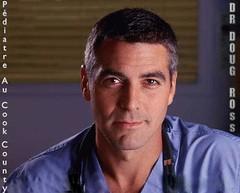 George Clooney in ER