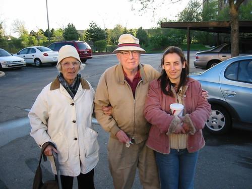 Jean, Jim, and Marga