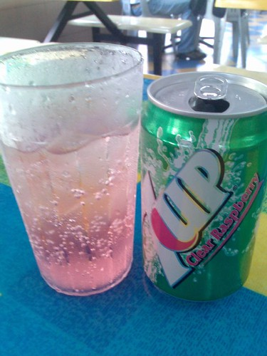7 Up Clear Raspberry