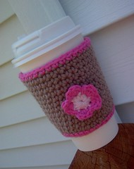 Brown/pink cozy #1