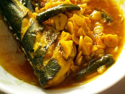 tumeric fish
